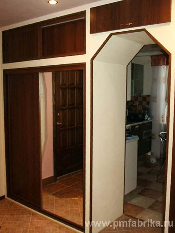 Шкафы и шкафы купе на заказ в оренбурге.